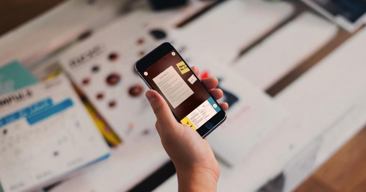 Wie Kann Ich Mit Meinem Smartphone Scannen