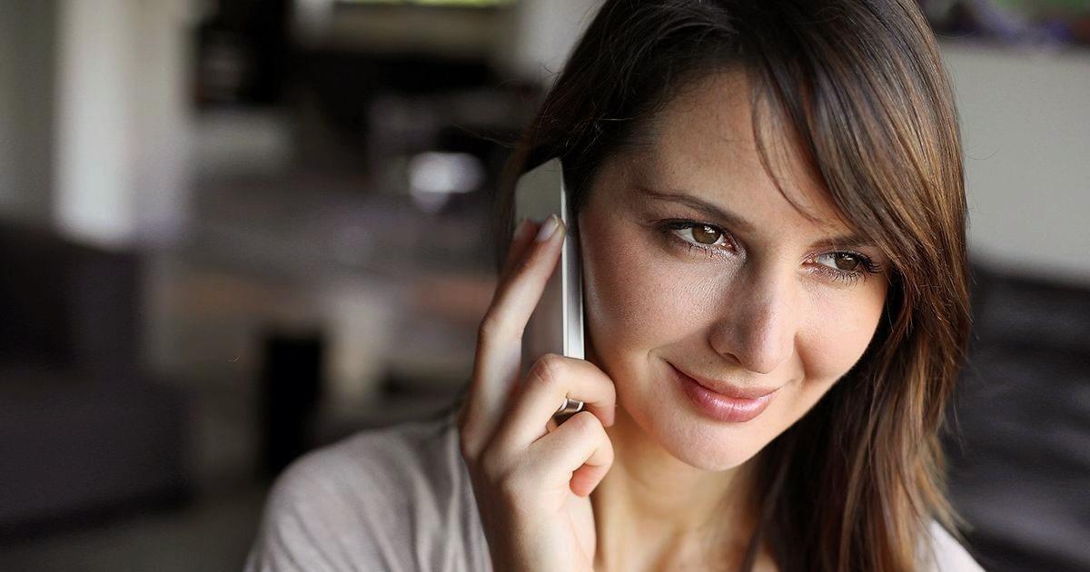 Kennenlernen per telefon